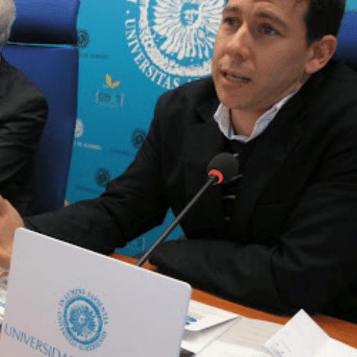 Ignacio Fernández de las Nieves, Full Professor UAL
